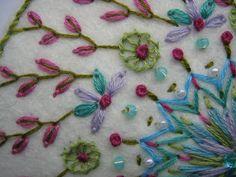 ella's craft creations: TAST 2012 DETACHED CHAIN WEEK 7