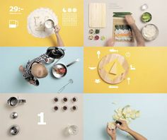 Play with Your Food: IKEA Art of Cooking Ads