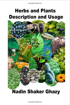 These pages provide information about some herbs & plants, including history, medicinal properties, and different tips.