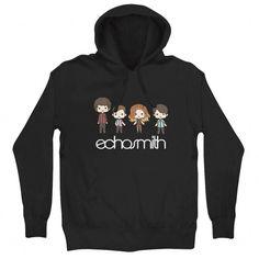 ECHOSMITH Pullover Hoodie - Sweatshirts - Apparel