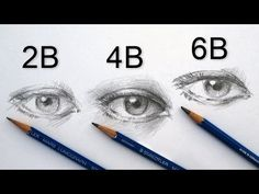 Best Pencils for Drawing - Steadtler Graphite Pencils - YouTube