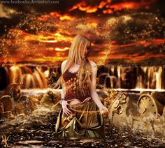 The Sands of Time by bonbonka on DeviantArt