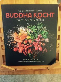 "Trying a first recipe from our new cooking book ""Buddha is cooking"" (Buddha kocht). Something simple (or not) but surely better than any instant powder: my first real cooked Chai (Tea). Got some ingredients this morning from the Asian market. Already got a compliment from my husband ""Tastes good"" ;-)"
