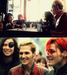 My Chemical Romance (Danger Days)