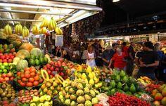 Best markets in Barcelona