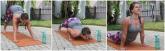 5 New Ways To Do a Push Up - FitFluential sponsored by @kohls  #makeyourmove