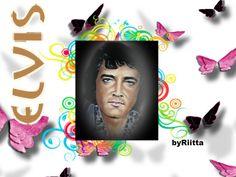 Elvis creation byRiitta