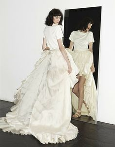 The Houghton Bride, white, fresh, Luxe, bridal, lace
