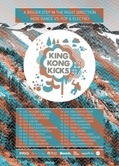 King Kong Kicks // Januar 2015