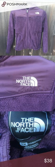 THE NORTH FACE PURPLE JACKET SZ M THE NORTH FACE PURPLE JACKET SZ M/- WARM GOOD CONDITION! The North Face Jackets & Coats