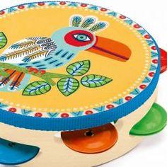 Toy Tambourine