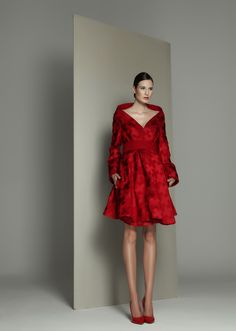 Polish fashion designer - Kamila Gawronska-Kasperska Willa dei Misterii - lookbook