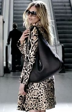 The Jackie Bag starring Kate Moss