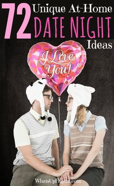 These are truly more unique at home date night ideas for couples! My husband will loves these ideas and so will I!