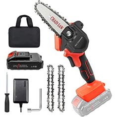 Shopping Cart Hand Chain Saw, Mini Chainsaw, Cordless Chainsaw, Wood Cutting, Pruning Shears, Tree Branches, Outdoor Power Equipment, Cart, Manual