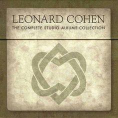 The Complete Studio Albums Collection (2011) - Leonard Cohen