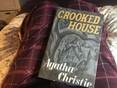 📖 Crooked House by Agatha Christie ⭐⭐⭐   Crooked House, Crime Fiction, Agatha Christie, Detective, February, Books, Libros, Book, Book Illustrations