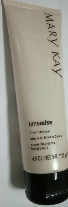 marykay timewise  creme de limpeza 3 em 1  127gramas