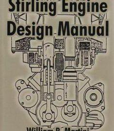 Stirling Engine Design Manual PDF