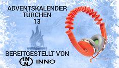 InnoWAVE Orange Kopfhörer Gewinnspiel