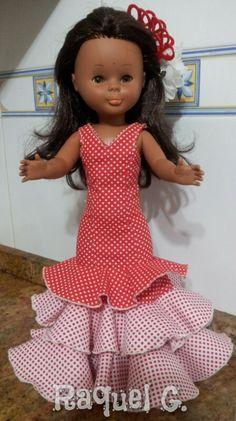 Con este vestido empezó todo ...