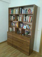 Madera Prefabricada – JCea Bookcase, Shelves, Home Decor, Pear Trees, Tv Unit Furniture, Drawers, Doors, Wood, Shelving