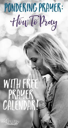 What is prayer? How do you pray? What do you pray?  Come dive into the word with me and also get your free prayer chart.  via @AFHomemaker