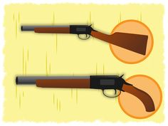 How to Make a Sawed off Shotgun -- via wikiHow.com