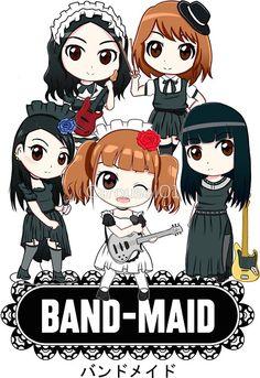 Chibi Band-Maid