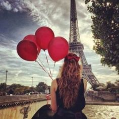 I want to be in Paris