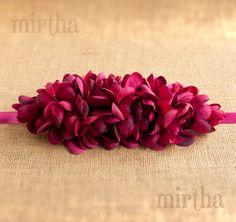 Cinturón de flores Fábula