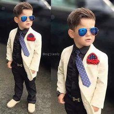 Saco moda para niño