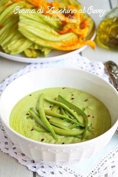 Crema di Zucchine e Curry