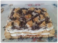 torta con sfogliatine