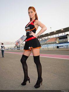 Paddock Girls MotoGP 2013 Grand Prix Of Qatar -9