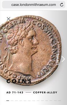Roman Britain, More Than One, Roman Empire, Display, App, London, Billboard, Apps, London England
