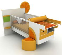 Covertable Toddler Bed