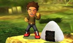 """""""Nothing Beats a Jelly Filled Donut Before a Fight!"""" Its time to fight Brock style!"""