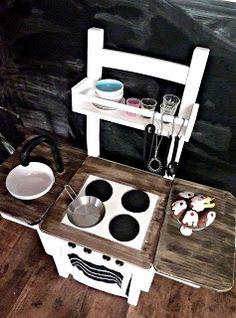 IKEA Hackers: Repurposed Ivar chair