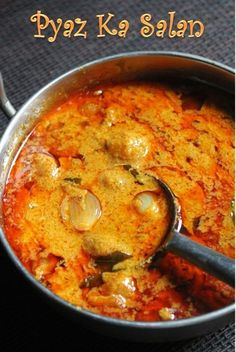 My Mirchi ka Salan is such a family favourite, so i use the same salan base and add different vegetables in them and make different sa...