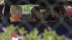 "Burn Notice 5x08 ""Hard Out"" - Fiona Glenanne (Gabrielle Anwar), Sam Axe (Bruce Campbell) & Madeline Westen (Sharon Gless)"