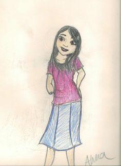 My Sister. :)