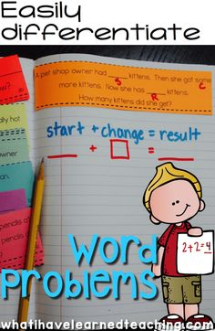 Math Grouping Worksheets Pdf Math Menus Bundle Th  Th  Pie Movie Sweet Tooth And Worksheets Simple Linear Equations Worksheet Word with Worksheets On Place Value For Grade 3 Pdf  Tips  How To Teach Students To Solve Word Problems By Jessica Boschen  Easily Differentiate Teacher Worksheets For 3rd Grade Excel