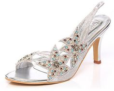 White Wedding Shoes - FindItforWeddings