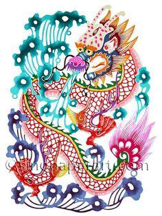my Chinese zodiac -- Rarrr