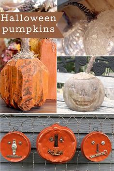 Four Halloween pumpkins that don't need carving | eBay