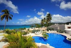 Grenada Spice Island Beach Resort in the Caribbean- I am in! Caribbean Vacations, Beach Resorts, Dream Vacations, Vacation Spots, Mexico Vacation, Cancun Mexico, Grenada Beaches, Grenada Caribbean, Grenada Resorts