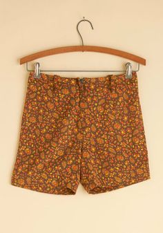 Vintage All Funk and Games Shorts | Mod Retro Vintage Vintage Clothes | ModCloth.com
