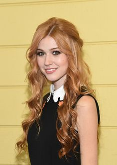 Katherine McNamara (famous for what? can any Yank pinners be so good as to tell me?)