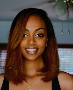 Ombre Hairstyles for Black Women – Sis Hair | Courtney | Pinterest ...